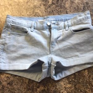 Old Navy denim shorts size 10